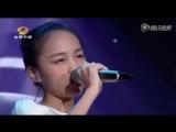 天亮了. Девочка в 11 лет бесподобно поет песню Хан Хонг, которую тоже пел ДИМАШ
