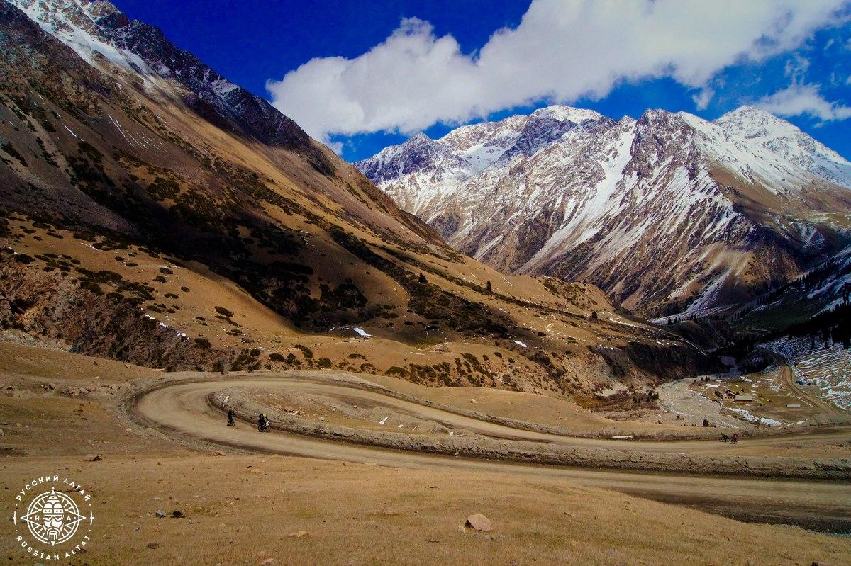 Велотур в Киргизию