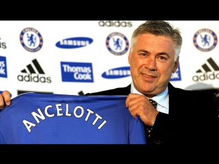 On this day in 2009 • Chelsea appoint Ancelotti
