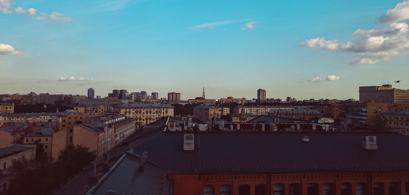 Илья Сапачёв | Москва