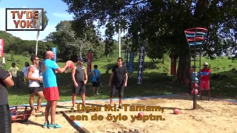TVDE YOK! - Esat ile Acun Ilıcalı oyunda kapıştı!