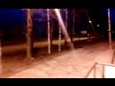 голая баба танцует на капоте ДПС