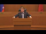 12.07.2017. Заключительное заседание весенней сессии Московской городской Думы 2017 года.