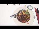 В ресторане «Le Petit Chef» (Маленький шеф-повар)