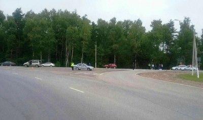 Шофёр Ауди насмерть сбил инспектора ДПС вКалужской области