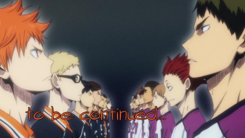 Haikyuu!! [TV2-3] - Fire