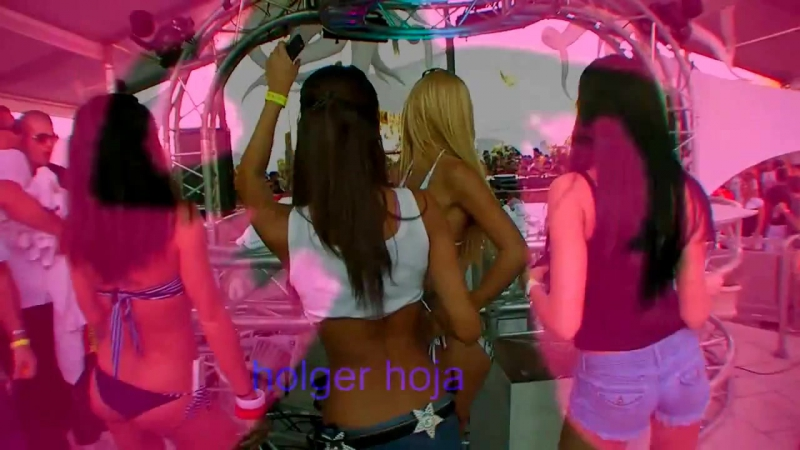 Burning Miami Ultra Party 2012 DJHH Techno Trance House