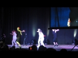 Cover by Galaxy CakesBastarz-Conduct ZeroBTS-No More DreamTopp Dogg-Say ItAkihabara 2015