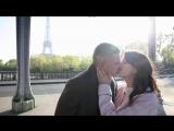 Love-story в Париже