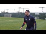 Кевин Кураньи тренируется с ФК
