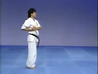 Каратэ Киокушинкай_ Ката - Сайфа _ Kyokushin Karate_ Kata - Saifa