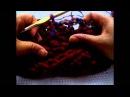 Bolso totora crochet. Paso a paso. Parte 2 de 3