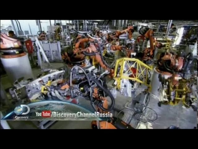 Роботы KUKA для заводов Из чего это сделано