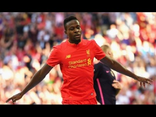 Divock Origi vs Barcelona (Friendly) 16-17