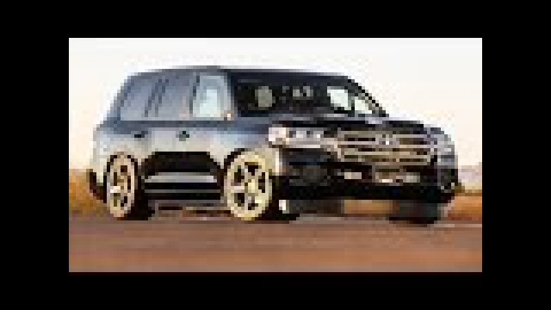 Toyota Land Speed Cruiser 220mph worlds fastest SUV