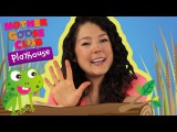 Five Green and Speckled Frogs  Mother Goose Club Playhouse Kids Video