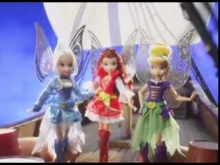 Кукла Disney Fairies Дисней Феи Пиратского Острова!
