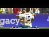 PES 2017 TOP 5 GOALS OF THE WEEK #4 by PlayEnjoyScore. (PS4)