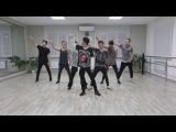 Renzo - Bounce (Dance Practice)