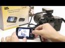 呈現攝影 PIXEL LV-W1 無線可視快門搖控器 功能示範