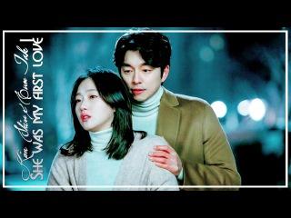 Kim Shin x Eun Tak   She was my first love