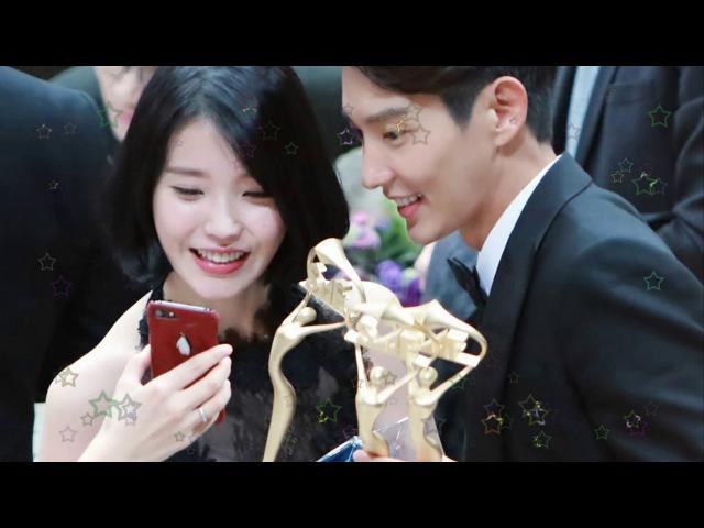Ли Джун Ги, Ли Джи Ын. Лучшая пара 2016 г.