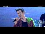 Hooverphonic - Badaboum (The X Factor 4 Greece)