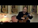 Ivan Petricevic plays Allemande BWV 1004 by J.S. Bach on a 2010 Paulino Bernabé Concierto