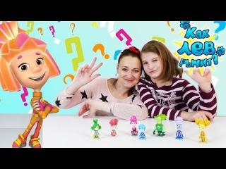 Маша и Наташа GIRL QUEST ФИКСИКИ в беде Распаковка игрушек Видео для детей