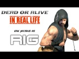 Ultimate TKD workout - RIGs Movelist from DOA5 in Real Life [Eric Jacobus]