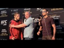 UFC 209: Woodley vs. Thompson Main Card Face-Offs