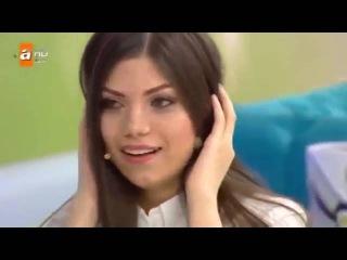 Турок увидел азербайджанку из Ирана и обалдел от ее красоты. Девушку зовут Захра Ализаде. Любовь с первого взгляда.