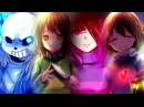 Stronger Than You / Scared of Me Matchup Frisk, Chara, Sans, Betty