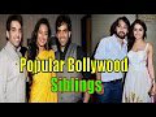 Raksha Bandhan Special Popular Bollywood Celebrities With Their Not So Known Siblings 2016