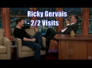 Ricky Gervais This Might Be The Best Chat show Ever 2 2 Visits In Chron Order 720p