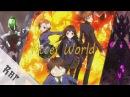 Русский аниме реп про Ускоренный мир AnimeRap do Accel World