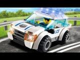Akıllı arabalar - Polis Arabası ve Ambulans, Yarış Arabaları - Çizgi film türkçe
