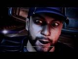 Mass Effect 3 - Shepard (Mark Meer) gets mad at Joker over Thessia joke