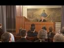 Тернистый путь священства (Ставропольская духовная семинария, 2017.05.11) — Осипов А.И.