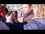 Важно! Прочтите текст в сообщении! SERB в Москве против либерал-укропов