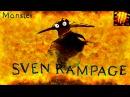 Dota 2 Rampage - SVEN