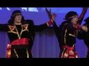 Огни Кавказа - Грузинский военный танец Хоруми / Ogni Kavkaza - Khorumi dance