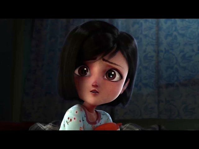 CGI 3D Animated Short Film HD: Horror Short Film by Riff and Alternate Studio