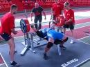 Чемпионат РБ по экипировочному жиму 2017 г. Дмитрий Шашков 270, 280, 297,5х