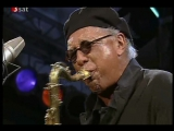 Charles Lloyd Quartet (John Abercrombie, Marc Johnson, Billy Hart) - jazz baltica 2000