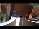 Flip fail BMX