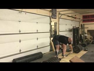 Брайан Шоу становая тяга 469 кг