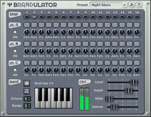 New free VST plugin «Brandulator» (Windows 32/64) - KVR Audio