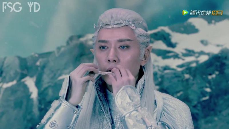 Shi x Ka Syo. Судьба. Ice Fantasy_8