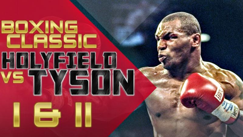 Mike Tyson vs Evander Holyfield III HD